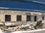 Egyptian Railway Museum renovation construction. May, 2013.
