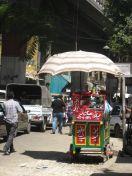 Street vendor near Ramses Station